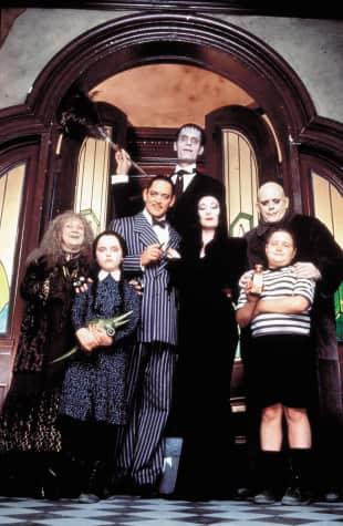 """""""Die Addams Family""""-Darsteller"""