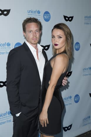 Matt Alan und Camilla Luddington
