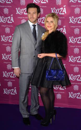 Heidi Range und Alex Partakis