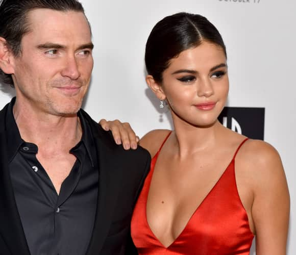 Billy Crudup und Selena Gomez