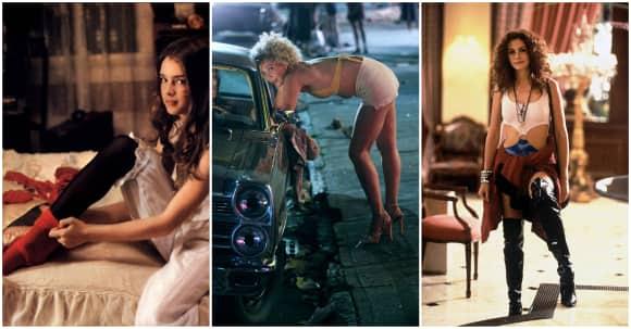 Brooke Shields, Maggie Gyllenhaal und Julia Roberts