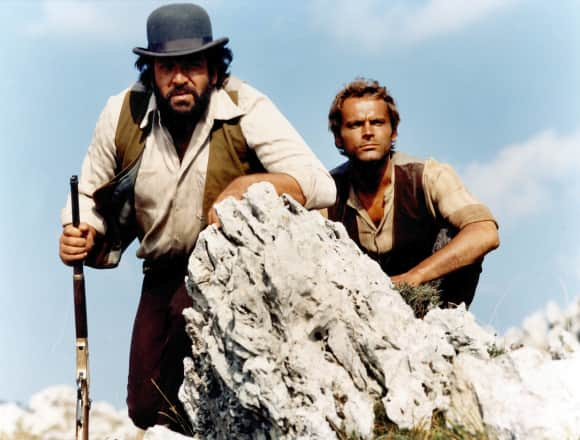 Bud Spencer und Terence Hill