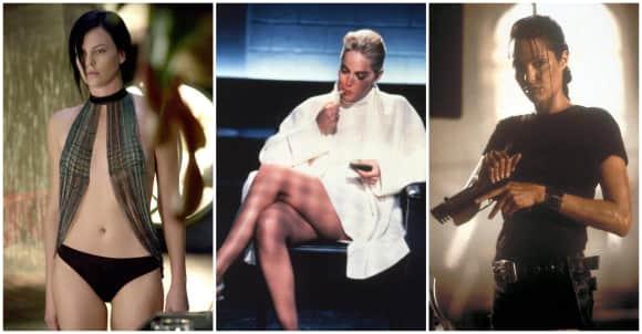 Charlize Theron, Sharon Stone, Angelina Jolie und Co.