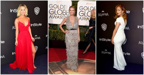 Die Looks der Golden Globes