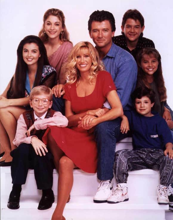 """Die Stars von """"Eine starke Familie"""""""