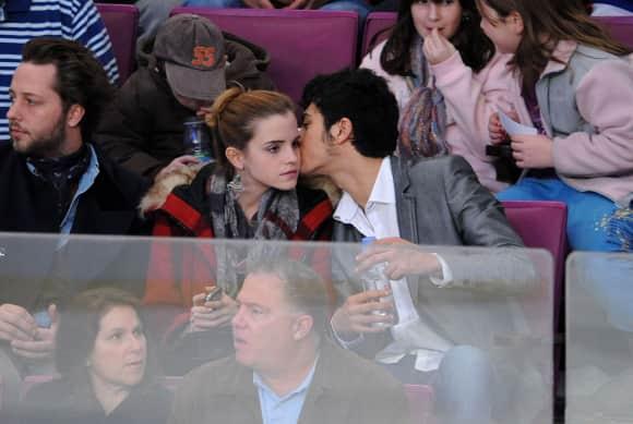 Emma Watson mit ihrem Ex-Freund