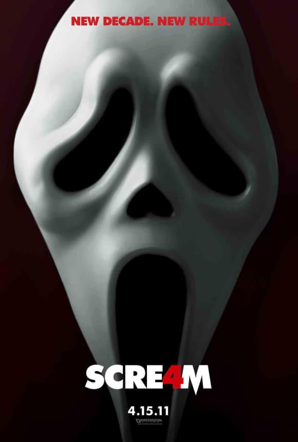 """Ghosface in """"Scream"""""""