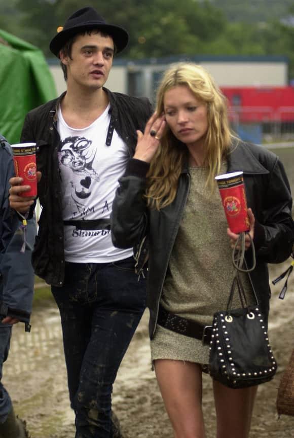 Kate Moss, Pete Doherty 2005