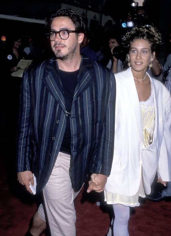 Robert Downey Jr. und Sarah Jessica Parker