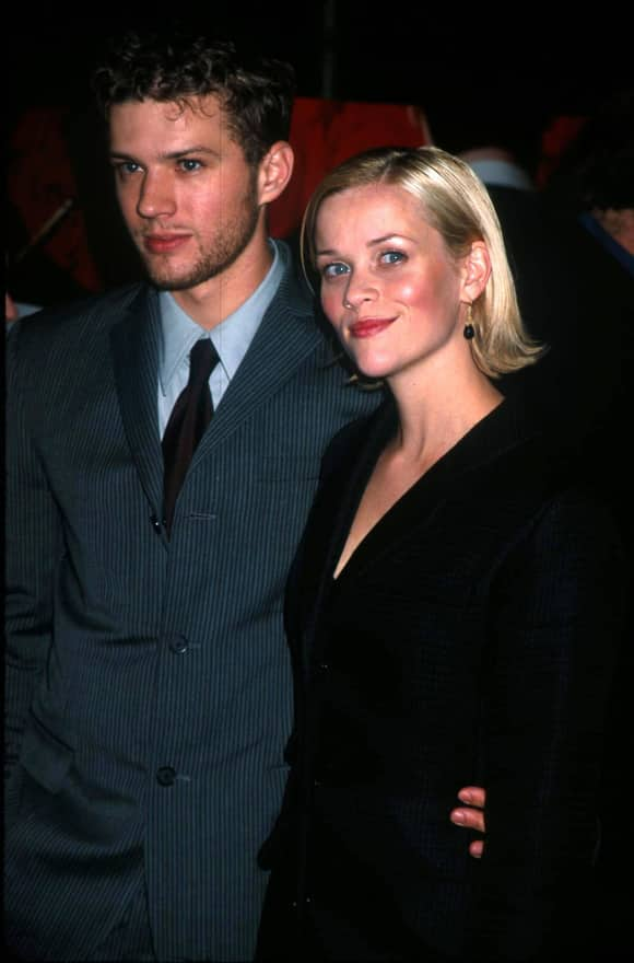 Ryan Phillippe und Reese Whiterspoon