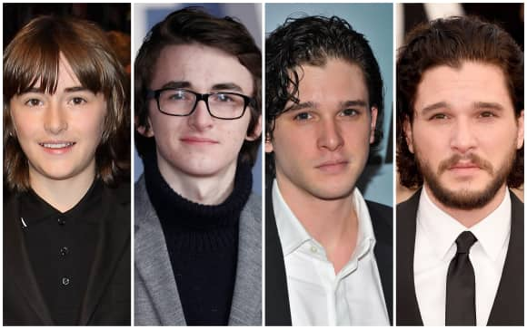 """Game of Thrones""-Cast"