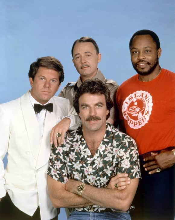 """""""Magnum""""-Cast 1983"""