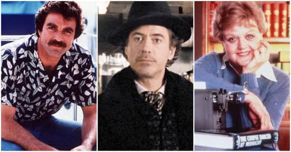 """""""Magnum"""", """"Sherlock Holmes"""" und """"Jessica Fletcher"""""""