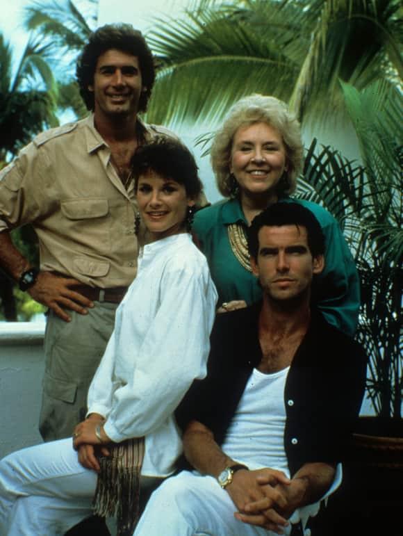 """""""Remington Steele""""-Cast"""