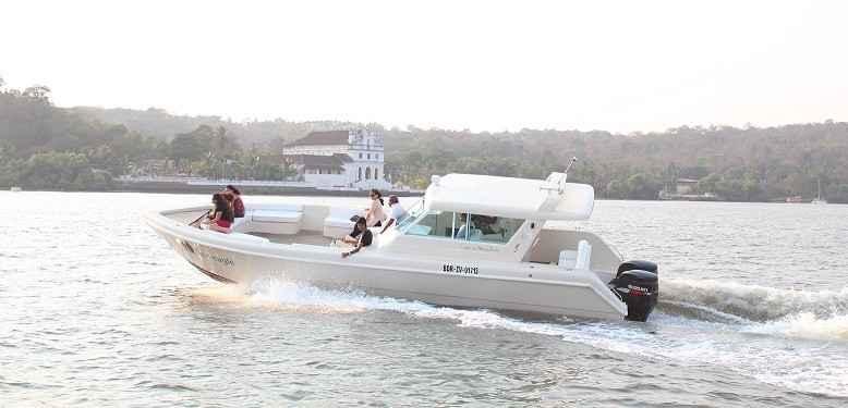 Luxury yacht 1
