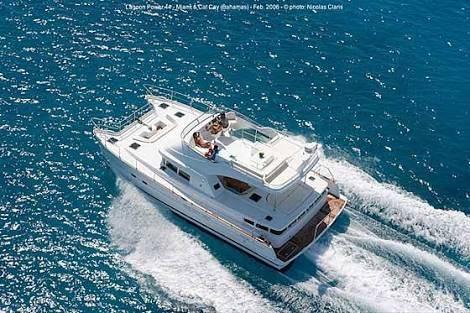 Uber Open Yacht 1