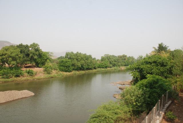 Karjat Bungalow near river