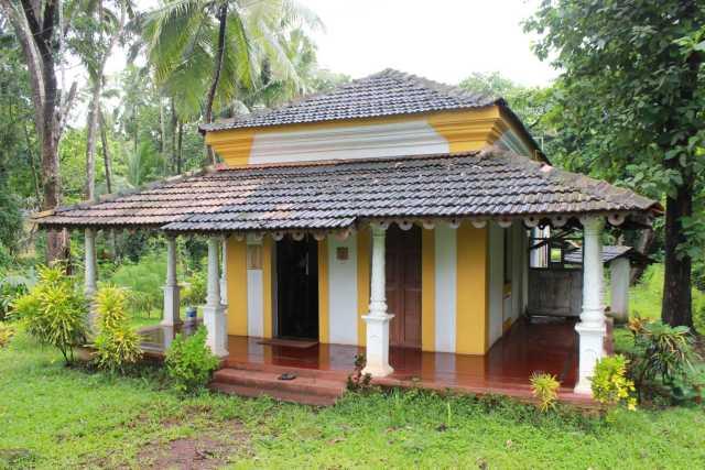 Colvale villa Goa