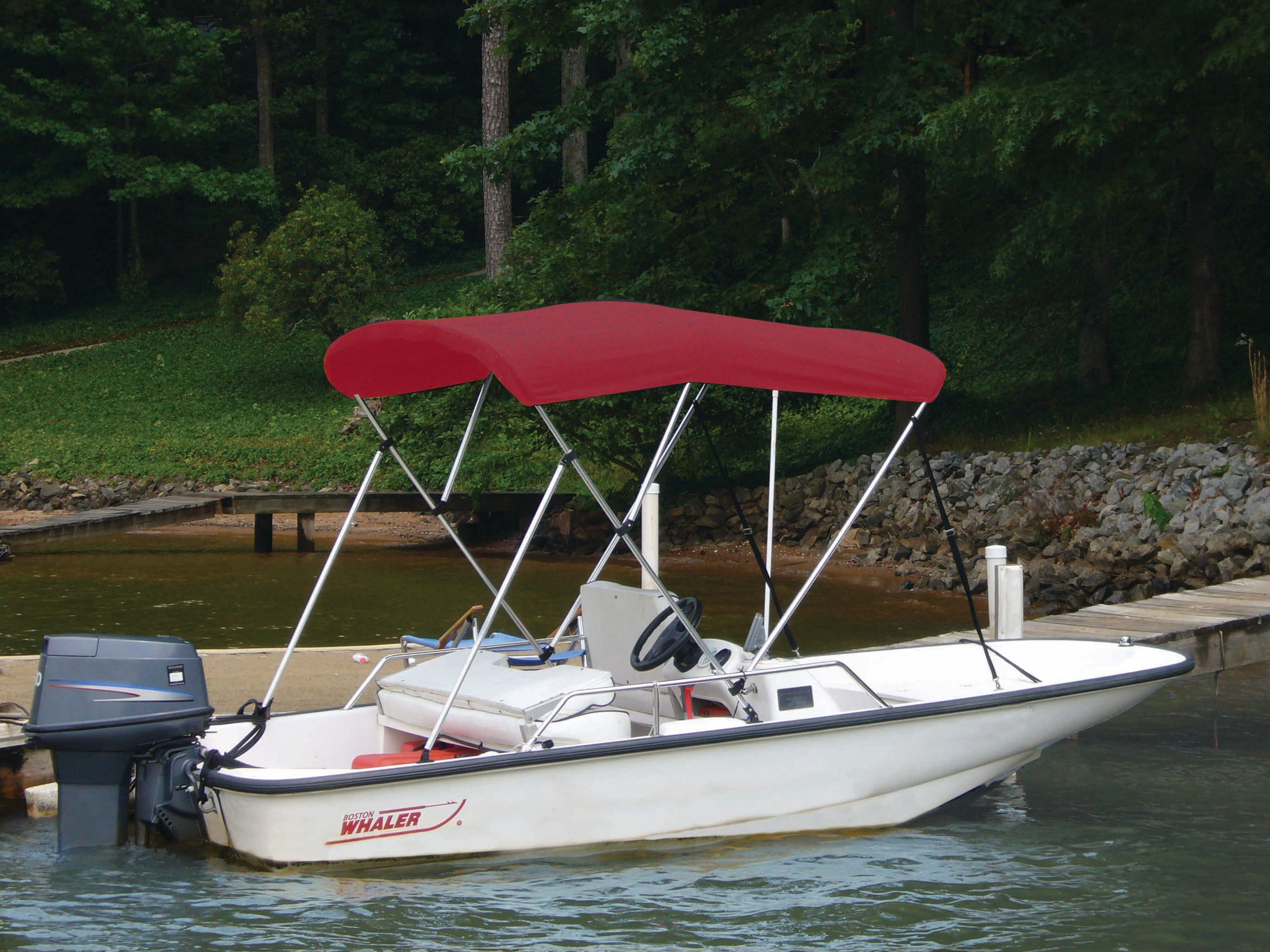 Bimini Top for Whaler, 3 Bow