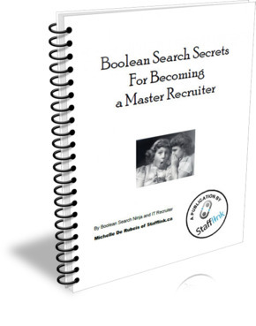 Boolean Search Secrets for Becoming a Master Recruiter