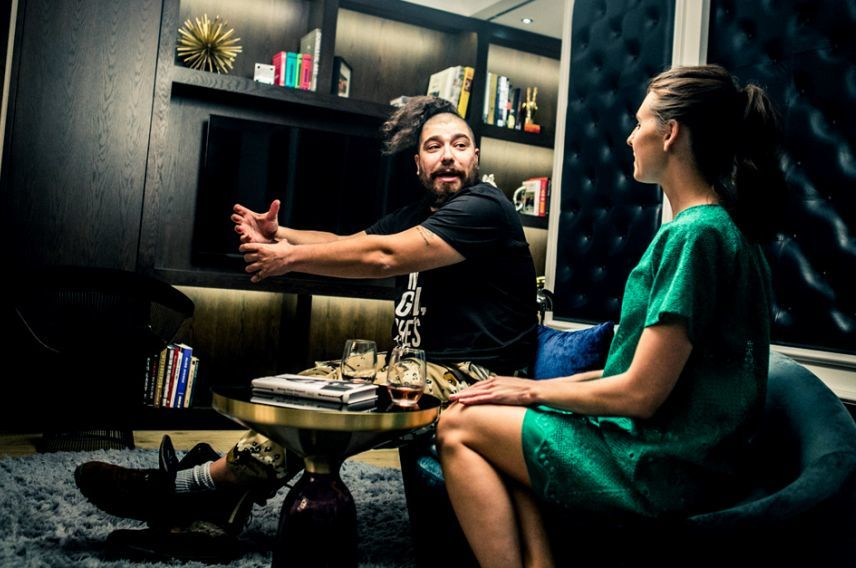 Virgin Hotels A Drink With The Fat Jew