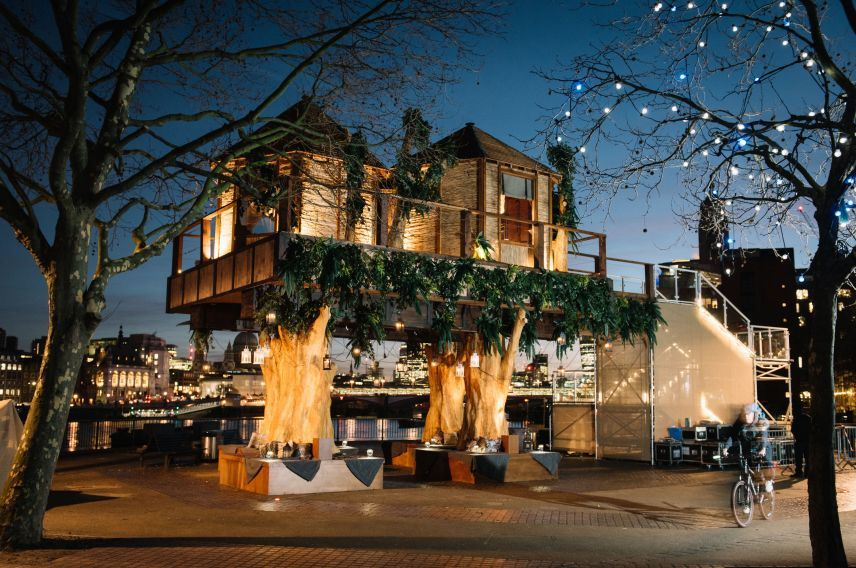 Virgin Holidays Southbank Treehouse