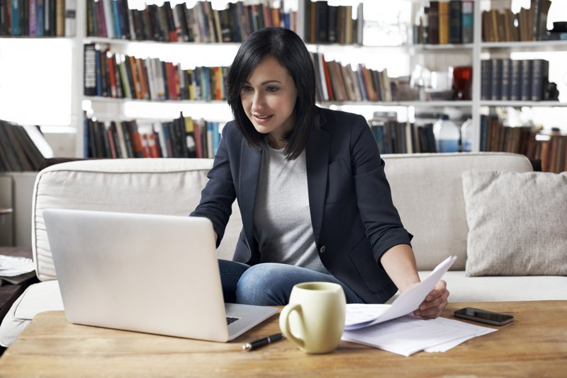 Working In Home Office the five challenges to working from home and how to fix them | virgin
