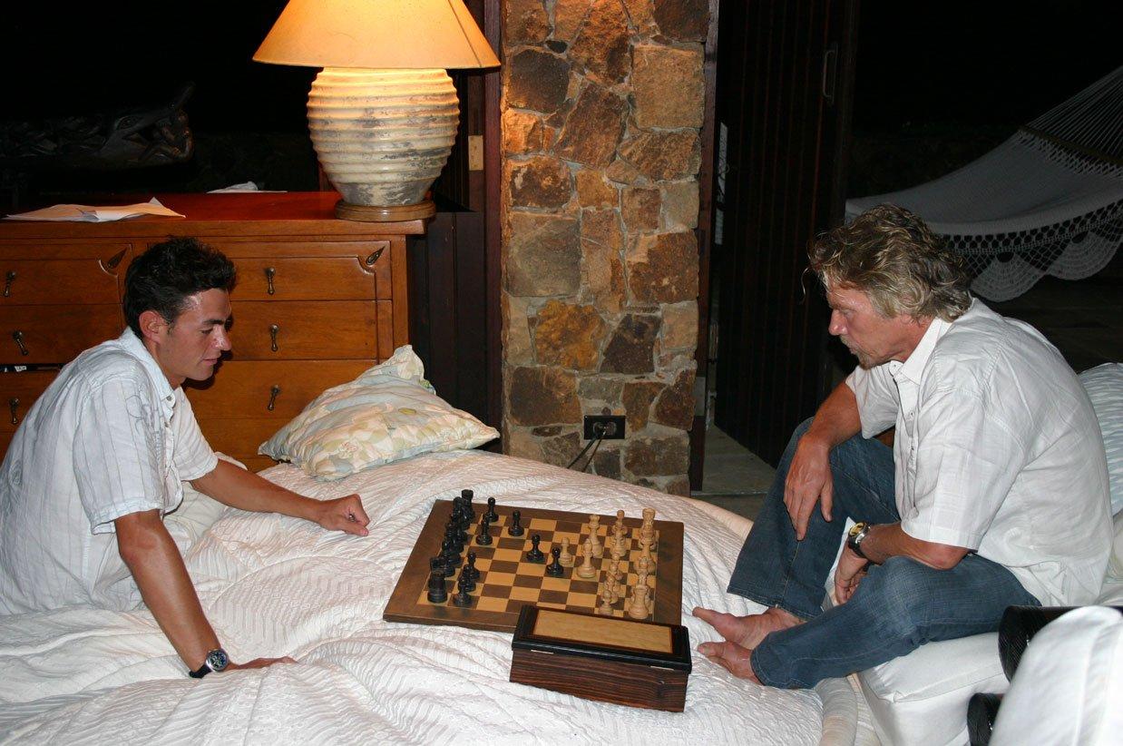 Richard and Paul Allen