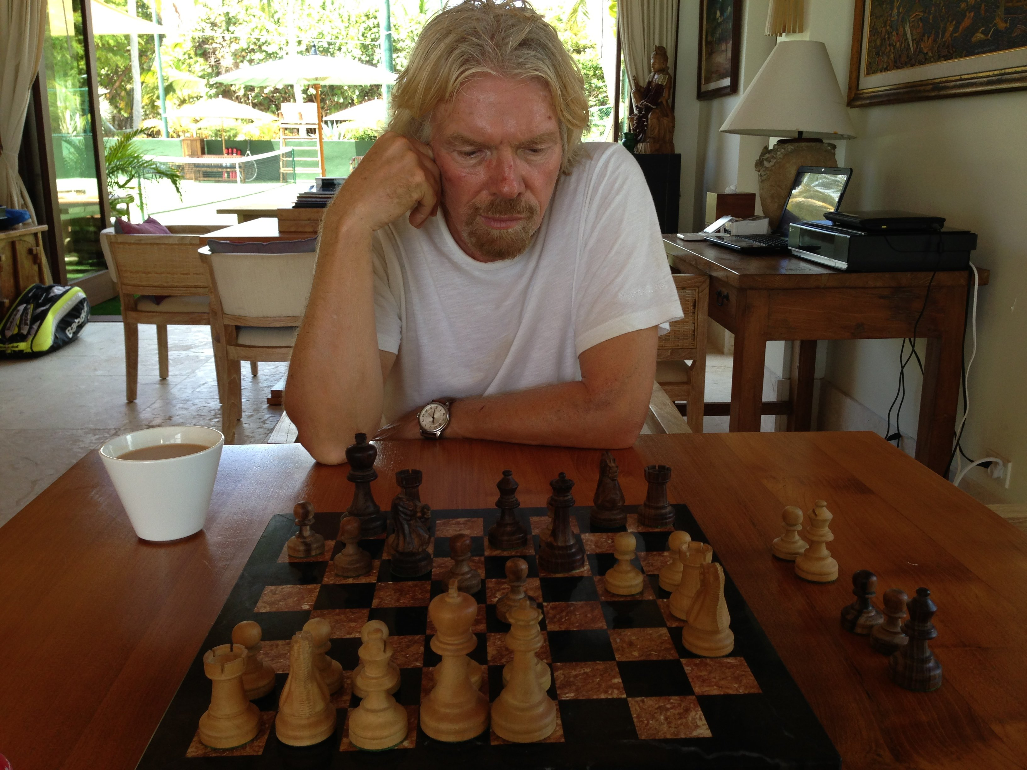 The Complete Guide To Understanding Chess Diagram 3 Checkmate 4 Fool S Mate Stalemate Richard Branson
