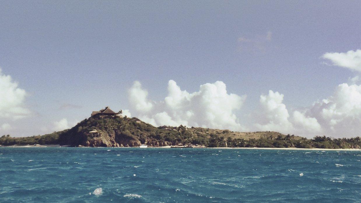 How I Bought Necker Island Virgin