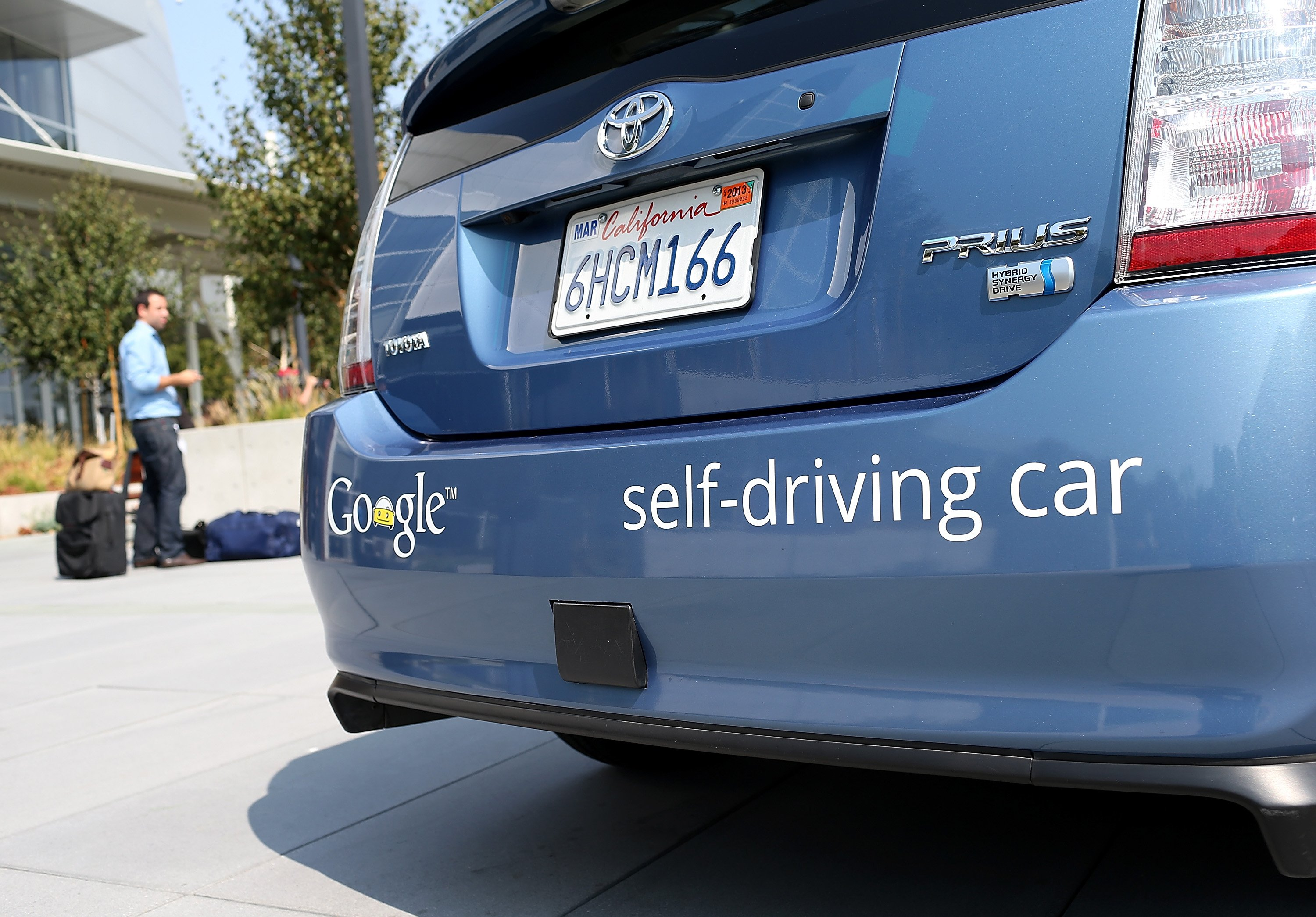20 million self-driving cars in 10 years | Virgin