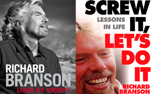 richard branson losing my virginity Primer on richard branson for those not familiar with who he is (copied in part  from his wikipedia page) : sir richard charles nicholas.
