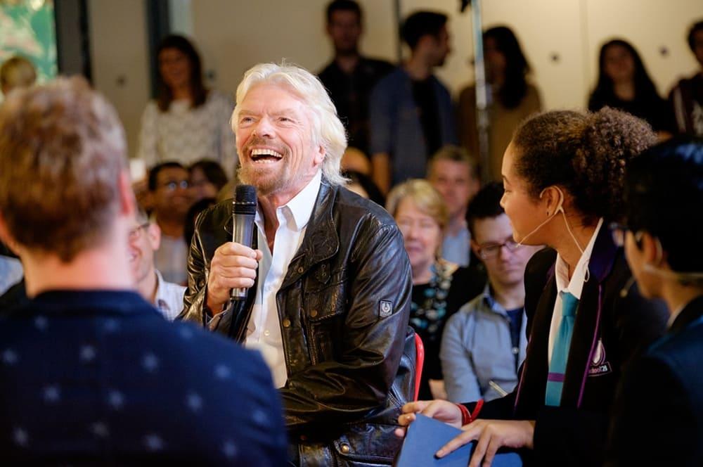 My Top 10 Quotes On Inspiring Leadership Virgin
