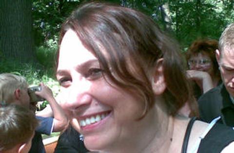 IAW-Geschäftsführerin Simone Preiß