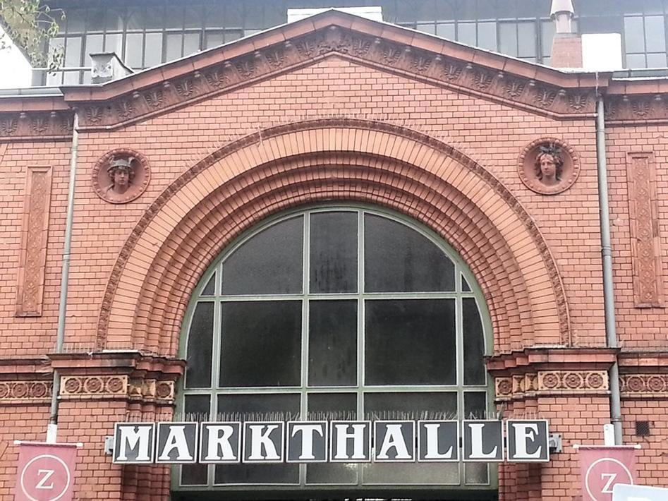 Markthalle Berlin Moabit