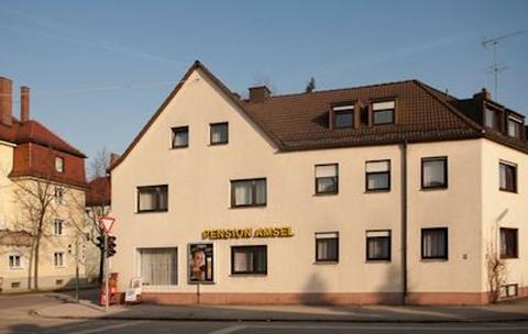 Pension Amsel in München Pasing - mit Privatzimmer in München