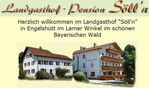 Appartementhaus Sölln Neukirchener Straße 1+2, 93462 Lam-Engelshütt