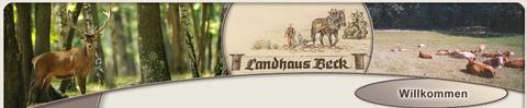 Landhaus Beck Wildensee 87, 63863 Eschau