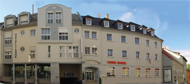 Hotel Tanne Saalstraße 35-39, 07318 Saalfeld