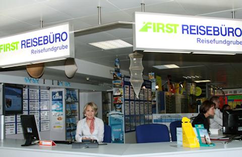 FIRST Reisebüro Nürnberg Flughafen