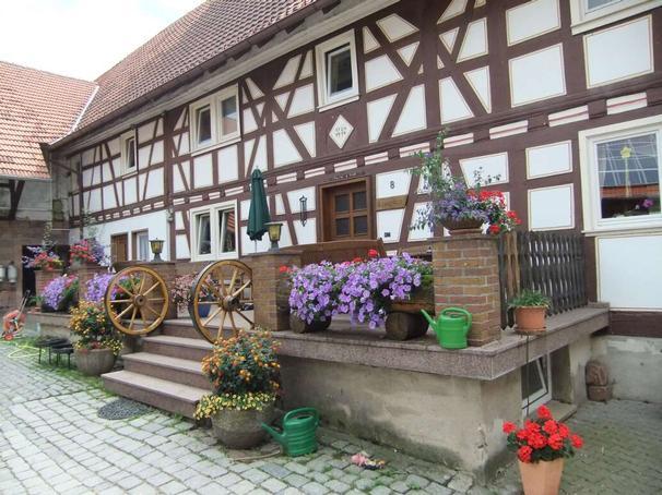 Ferienbauernhof Käsrah im Odenwald