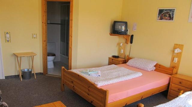 Doppelzimmer im Hotel Deutsches Haus
