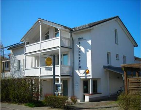 Appartementhaus Bernstein Carlstraße 10, 18586 Ostseebad Göhren