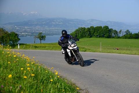 Motorradtouren ab Scheidegg