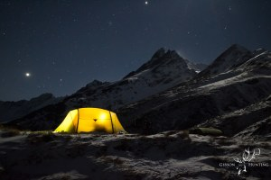 Field Photography - Taking Night Camp Photos