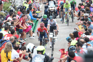 VIDEO HIGHLIGHTS: Froome Beats Quintana To The Line In Thrilling Stage 11 of la Vuelta