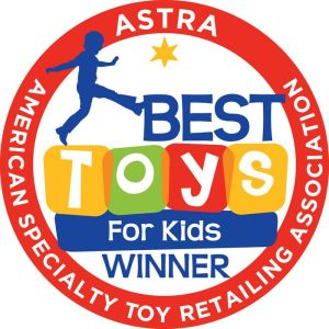 ASTRA announces the 2016 Best Toys for Kids winners