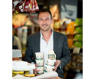 Company MD fronts cheese ad