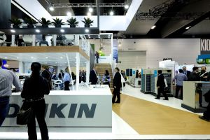 CCN presents Daikin at the 2016 ARBS Exhibition