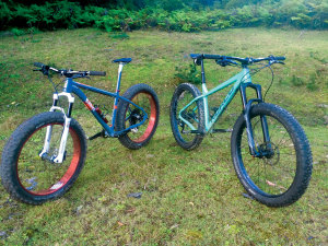 Fat Bikes vs Plus Bikes